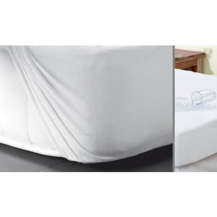 Επίστρωμα Κούνιας 70x140 πετσετέ αδιάβροχο 70% βαμβάκι Με Λάστιχο