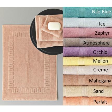 Πετσέτες+Πατάκι (Σετ 4 Τμχ) GEO Palamaiki Fresh Collection