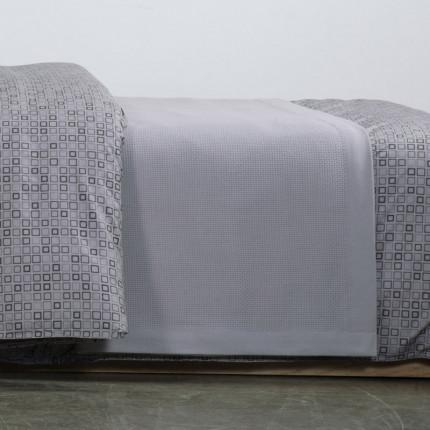 Κουβερτόριο Υπέρδιπλο 230x240 Nef Nef Elements Success Grey