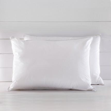 Μαξιλάρι Ύπνου Πούπουλο 95-5 50X70 Rythmos Λευκο