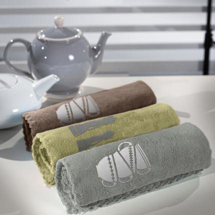 Πετσέτες Κουζίνας (Σετ 3 Τμχ) 35x50 Guy Laroche Gourmet Kitchen 5