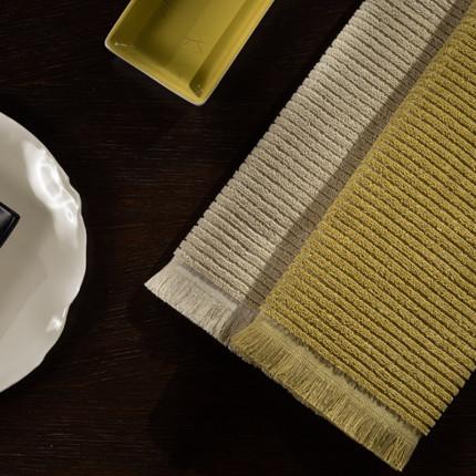 Πετσέτες Κουζίνας (Σετ 2 Τμχ) 40x60 Guy Laroche Tissus Olive