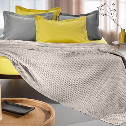 Κουβέρτα Πικέ Υπέρδιπλη 230x240 Guy Laroche Eternity Lino