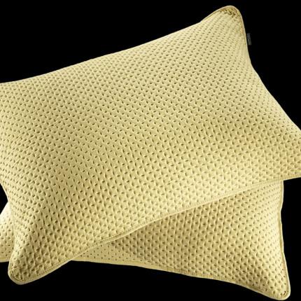 Μαξιλαροθήκες Ζεύγος 50x70 Guy Laroche Riva Lime