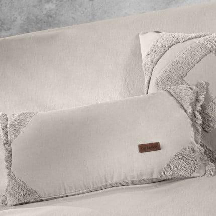 Διακοσμητική Μαξιλαροθήκη 30x45 Guy Laroche Hidi Natural