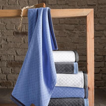 Πετσέτα Προσώπου 50X90 Guy Laroche Nena Blue