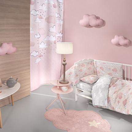 Σετ Κούνιας (3 Τμχ) Guy Laroche Cloudy Pinky