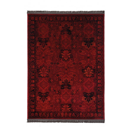 Χαλί Σαλονιού Royal Carpet Afgan 2.00X2.90 - 5800G D.Red