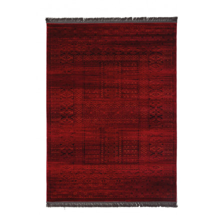 Χαλί Σαλονιού Royal Carpet Afgan 2.00X2.90 - 7504H D.Red