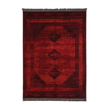 Χαλί Σαλονιού Royal Carpet Afgan 2.00X2.90 - 9870H Red