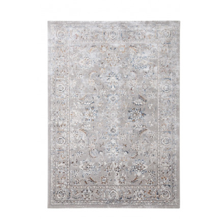 Χαλιά Κρεβατοκάμαρας (Σετ 3 Τμχ) Royal Carpet Charleston 0.67X5.00Bedset - 648B L.Grey