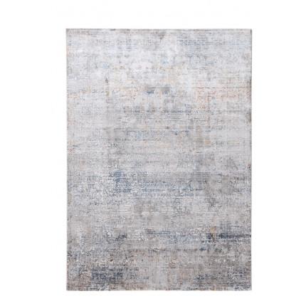 Χαλιά Κρεβατοκάμαρας (Σετ 3 Τμχ) Royal Carpet Charleston 0.67X5.00Bedset - 654A L.Grey