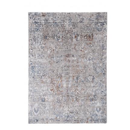 Χαλιά Κρεβατοκάμαρας (Σετ 3 Τμχ) Royal Carpet Charleston 0.67X5.00Bedset - 660C L.Grey