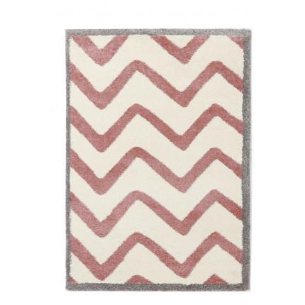 Παιδικό Χαλί Royal Carpet Galleries Dream 1.60X2.30 - 20 Pink/Grey