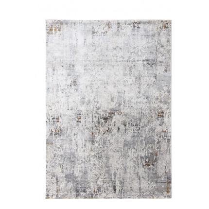 Χαλιά Κρεβατοκάμαρας (Σετ 3 Τμχ) Royal Carpet Feyruz 0.67X5.00Bedset - 829A L.Grey