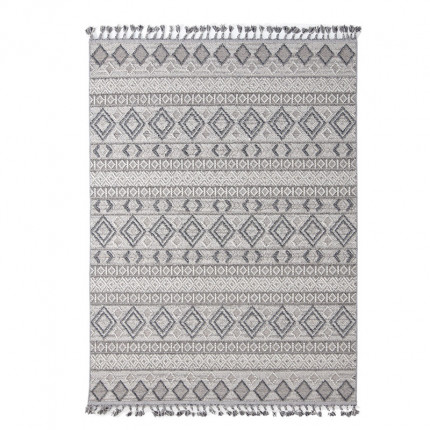 Χαλί Διαδρόμου Royal Carpet Linq 0.67X1.40 - 7399A Lt.Grey/Ivory