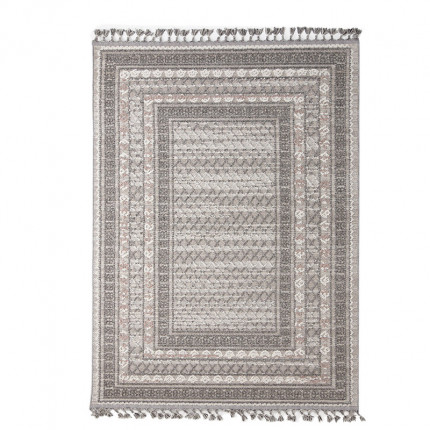 Χαλί Διαδρόμου Royal Carpet Linq 0.67X1.40 - 7407C Lt.Grey/Beige