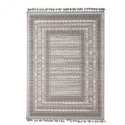 Χαλί Σαλονιού Royal Carpet Linq 1.60X2.30 - 7407C Lt.Grey/Beige