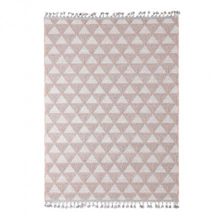 Χαλί Διαδρόμου Royal Carpet Linq 0.67X2.20 - 7444A Ivory/D.Grey