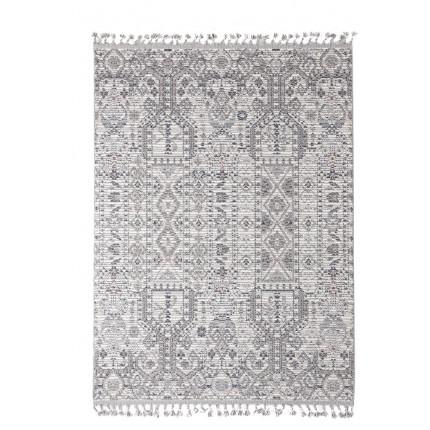 Χαλί Σαλονιού Royal Carpet Linq 2.00X2.90 - 7541A Ivory/D.Grey
