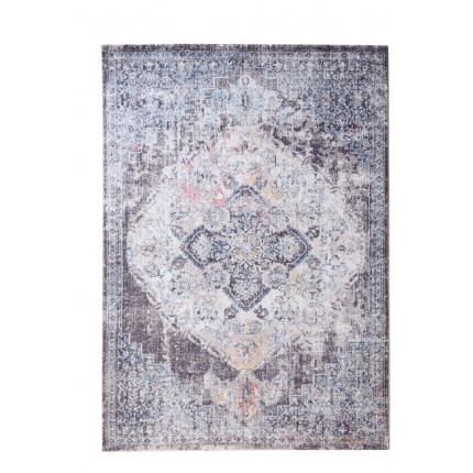 Χαλί Σαλονιού Royal Carpet Galleries Lumina Shrink 1.60X2.30 - 170A Grey-Cream