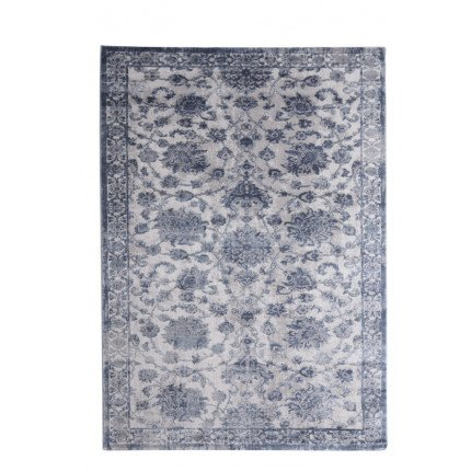 Χαλί Διαδρόμου Royal Carpet Galleriess Metropolitan 0.80X1.50 - 6341A L.Gray/D.Blue