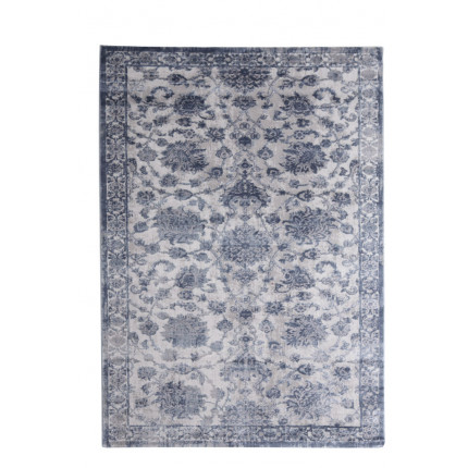 Χαλί Σαλονιού Royal Carpet Galleriess Metropolitan 2.00X2.90 - 6341A L.Gray/D.Blue