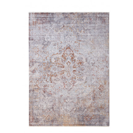 Χαλί Σαλονιού Royal Carpet Galleries Rusty 1.40X2.04 - 481D Grey