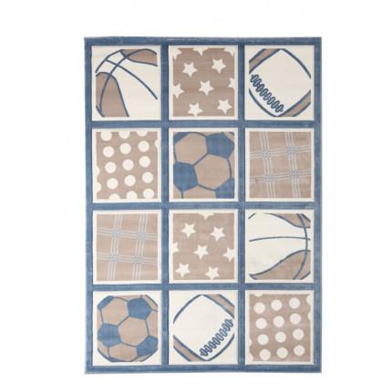 Παιδικό Χαλί Royal Carpet Galleries Sky 1.60X2.30 - 7707A L.Beige