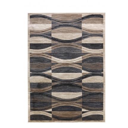 Χαλί Σαλονιού Royal Carpet Galleries Boston 1.60X2.30 - 5367A D.Grey