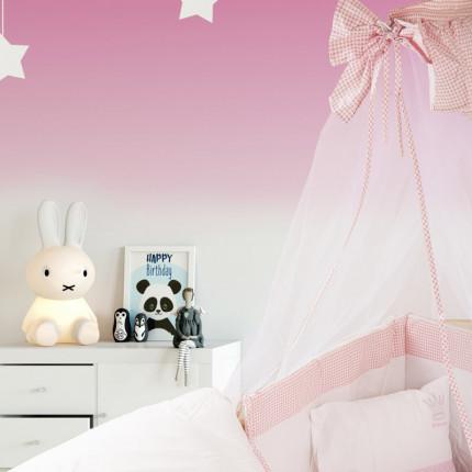 Πάπλωμα Κούνιας 100X140 Dimcol Princess 33 Ροζ