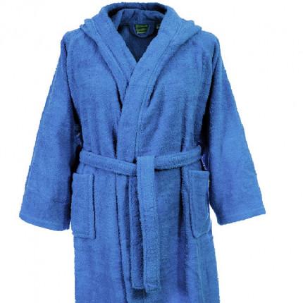 Βρεφικό Μπουρνούζι Με Κουκούλα 4 Dimcol Κολυμβητηριου Μπλε