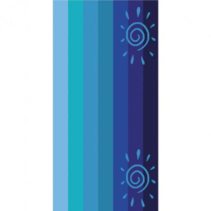Πετσέτα Θαλάσσης 90X170 Dimcol Ζακάρ Αιγυπτιακή 420 Gr 07
