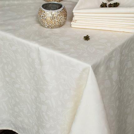 Πετσέτα Φαγητού 50X50 Rythmos Bensimon Εκρου