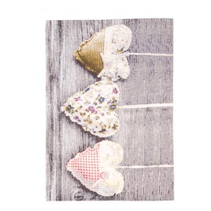 Πατάκι Royal Carpet Galleriess Canvas 0.60X0.90 - 492 X (All Season)