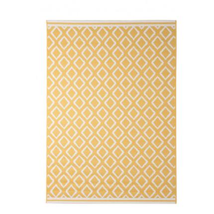 Χαλί Σαλονιού All Season Royal Carpet Galleriess Flox 1.40X2.00 - 3 Yellow