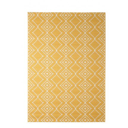 Χαλί Διαδρόμου All Season Royal Carpet Galleriess Flox 0.67X1.40 - 47 Yellow