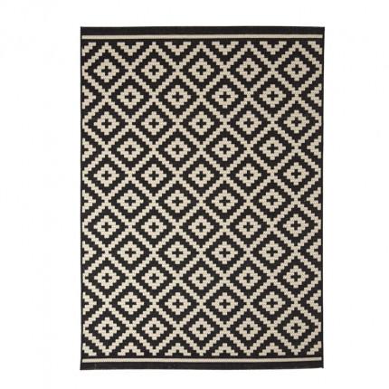 Χαλί Διαδρόμου All Season Royal Carpet Flox 0.67X1.40 - 721K Black