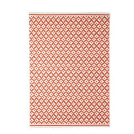 Χαλί Σαλονιού All Season Royal Carpet Galleriess Flox 1.40X2.00 - 722 Orange