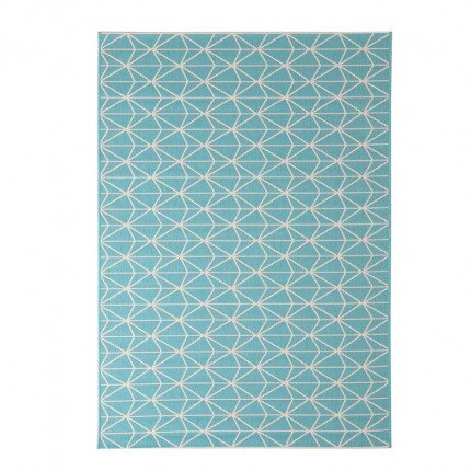 Χαλί Διαδρόμου All Season Royal Carpet Flox 0.67X1.40 - 723 L.Blue