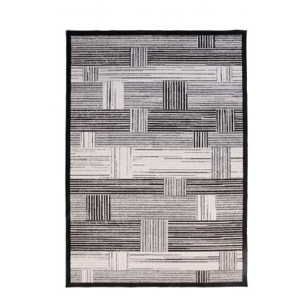 Χαλί Σαλονιού All Season Royal Carpet Galleriess Summer Soho 1.60X2.30 - 1711-65 Black