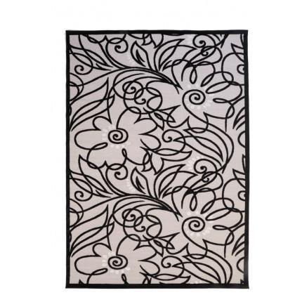 Χαλί Σαλονιού All Season Royal Carpet Galleriess Summer Soho 1.40X2.00 - 1890-65 Black
