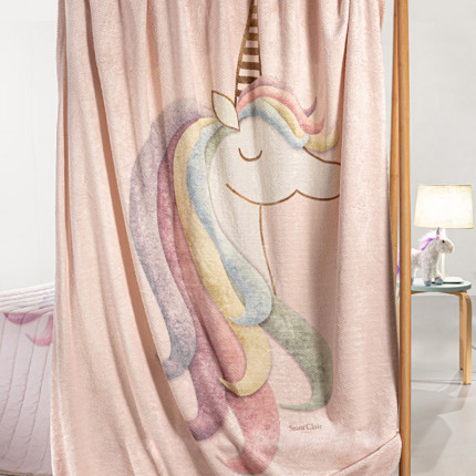 Κουβέρτα Fleece Μονή 160X220 Saint Clair Cinderella