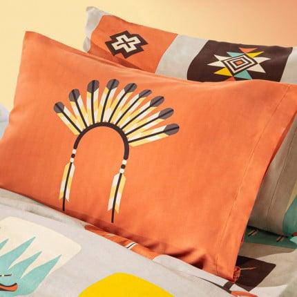 Διακοσμητική Μαξιλαροθήκη 50X70 Saint Clair Indian
