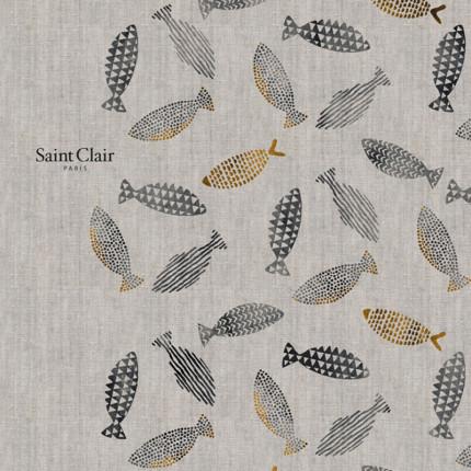 Σουπλα 45X33 Saint Clair 3041 Natural