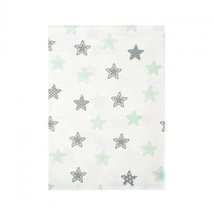Πάνα 80X80 Dimcol Star 101 Green