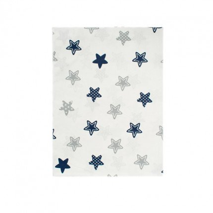 Πάνα 80X80 Dimcol Star 102 Blue