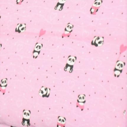 Πάνα 80X80 Dimcol Panda 111 Ροζ