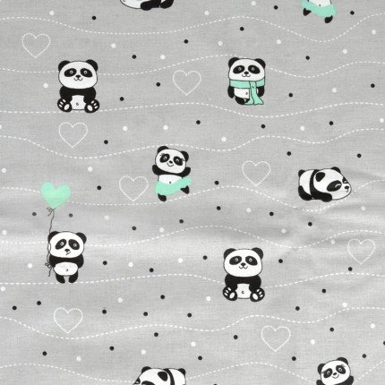 Πάνα 80X80 Dimcol Panda 112 Πράσινο