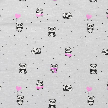 Πάνα 80X80 Dimcol Panda 113 Ροζ